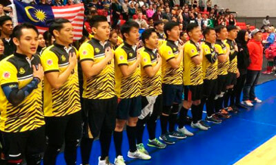 Malaysian Dodgeball Team Shocked the World by Epically Winning World Cup Semi Finals - WORLD OF BUZZ 2