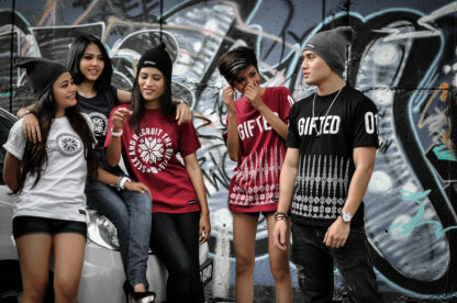 gifted apparel