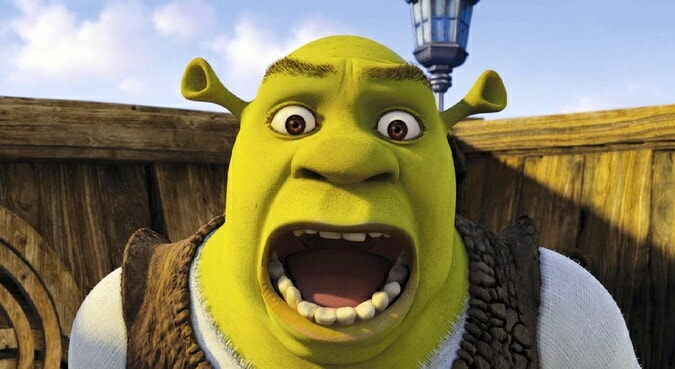 You Will Never Look At Shrek The Same Way Again After This Video - World Of Buzz
