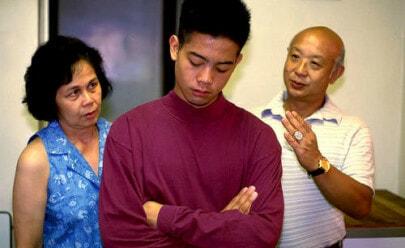 asian parents