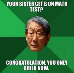b in maths