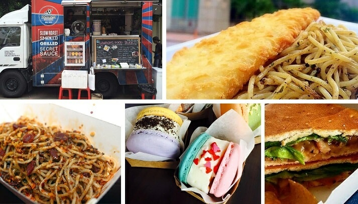 16 Must Try Food Trucks in Klang Valley - World Of Buzz
