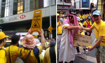 Bersih: Epic Moments Caught on Camera - World Of Buzz 7