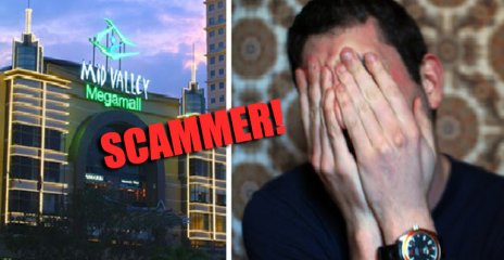 My Boyfriend Caught A Pervert Behind Me In MidValley And This Is What Happened - World Of Buzz