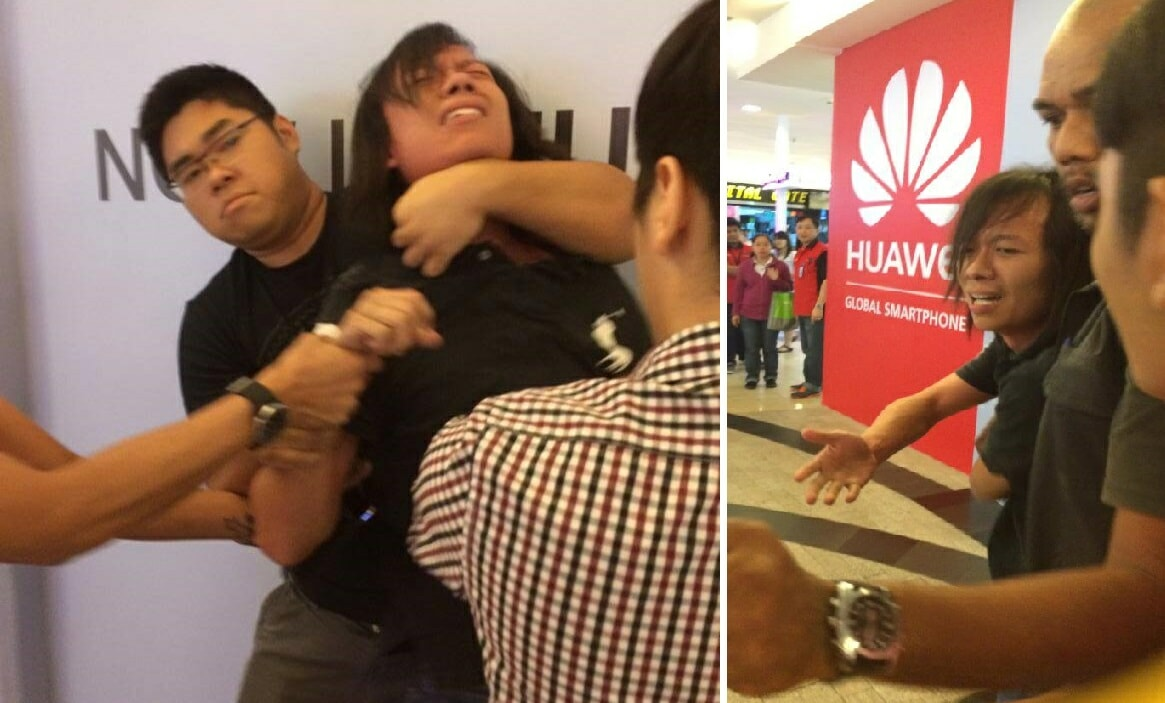 My Boyfriend Caught A Pervert Behind Me In MidValley And This Is What Happened - World Of Buzz 1