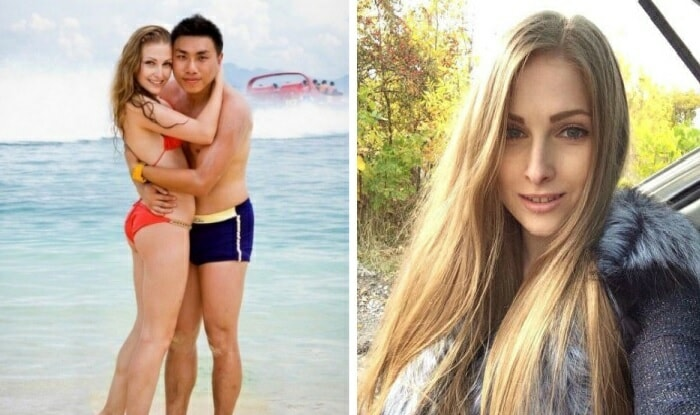 Chinese Man Becomes Successful After Meeting His Beautiful Ukrainian Wife - WORLD OF BUZZ
