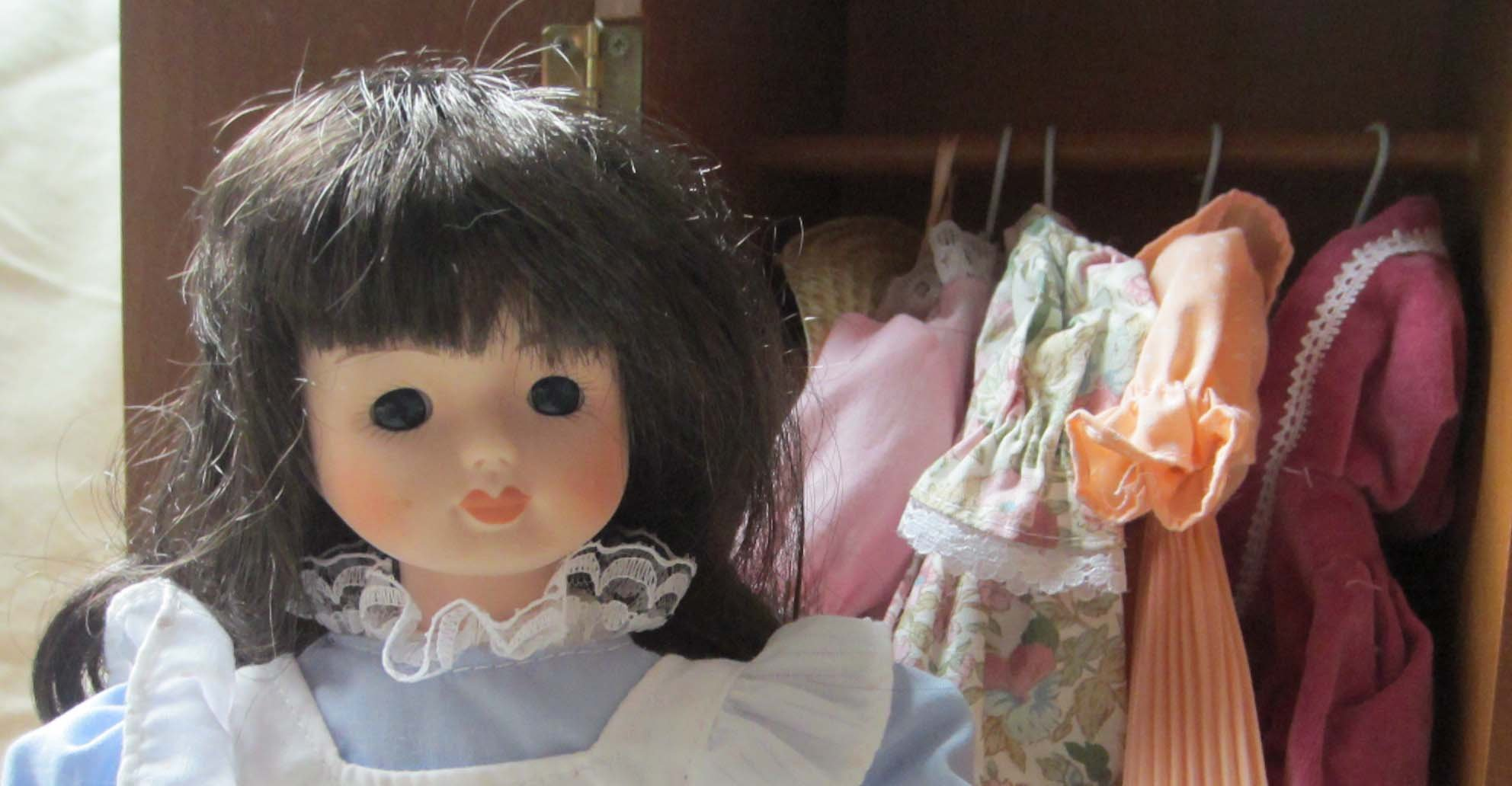 Malaysian Bought A Doll From A Second-Hand Shop But She Later Had The Scare of Her Life - World Of Buzz