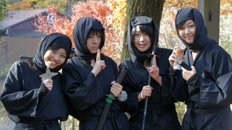 Japan is Hiring Ninjas For RM6,500 a Month And Anyone Could Apply For It! - World Of Buzz