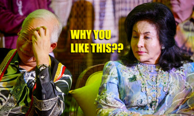 Rosmah Clain Najib Does Not Have A Bad Personality, In Fact He Is Too Patient - World Of Buzz 1