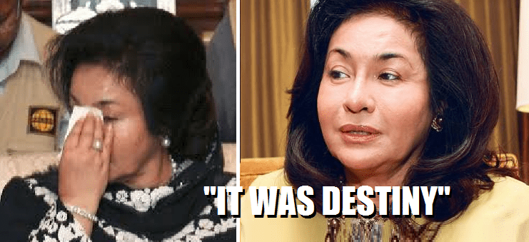 Rosmah Had To Give Up On Her Dream and Ambition After Marrying Najib - World Of Buzz