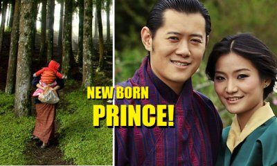 This Beautiful Country Celebrates New Born Prince By Planting 108,000 Trees - World Of Buzz