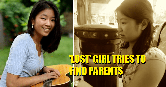 A 'Lost' Daughter's Desperate Attempt To Find Her Parents Will Break Your Heart - World Of Buzz 4