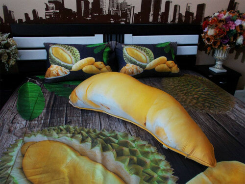 Crazily Creative Food-Themed Bedsheet And Pillows That Will Make You Drool At Night - World Of Buzz 3