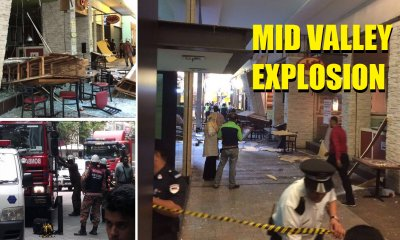Gas Explosion in Mid Valley Megamall, 8 People Injured - World Of Buzz 3