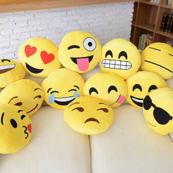Malaysians Can Now Claim These Emoji Pillows for FREE! - World Of Buzz 1
