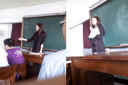 She's Probably the Most Beautiful Teacher in Korea and She Teaches in an All Boys' School! - World Of Buzz 2
