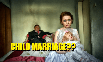 The Way To Stop Premarital Sex Is Through Child Marriage - World Of Buzz