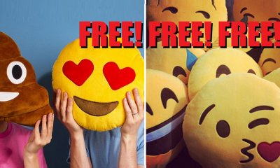 Awesome App Has Given Over 2,000 Emoji Pillows to Malaysians and Here's How You Can Get Yours for FREE! - World Of Buzz