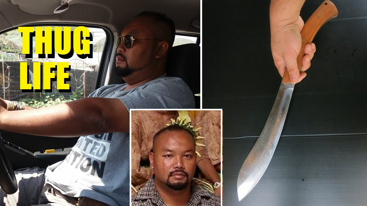 Bad Ass Orang Asli Who's an Ex-Commando Fights Off 10 Robbers Single-Handedly - World Of Buzz 1