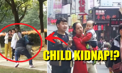 Child KIDNAPPED in Front of People in Social Experiment, How They Reacted Will Shock You - World Of Buzz 7