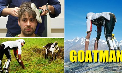 Here's Why I Gave Up My Life in London To Become A Goat in Switzerland - World Of Buzz