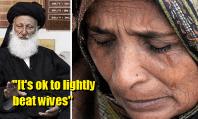 Islamic Council in Pakistan Allow Men to 'Lightly Beat' Wives if She Does Either These 3 Things - World Of Buzz