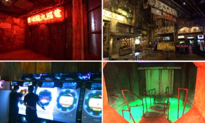 This is Probably The World's Coolest Arcade Ever And It's Jaw Dropping! - World Of Buzz 1