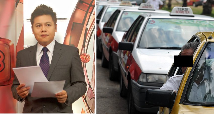 8TV Host Wanted to Take Budget Taxi, But This Happened Instead - World Of Buzz