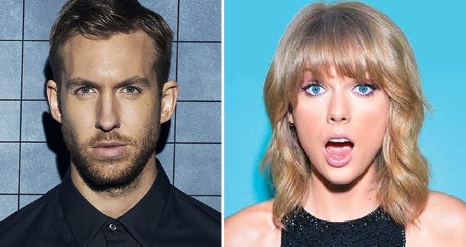 A Break-Up song on it's way by Calvin Harris, NOT Tay Swift - World Of Buzz 6