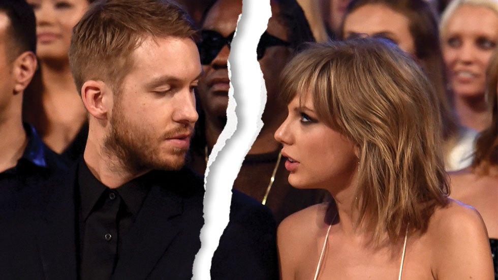 Calvin Harris Speaks Up, says Taylor Swift 'controlled the media' - World Of Buzz