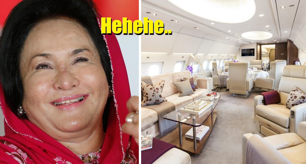 Estimated RM86.4m Spent On Renting Private Jet Over Scholarships? - World Of Buzz 1