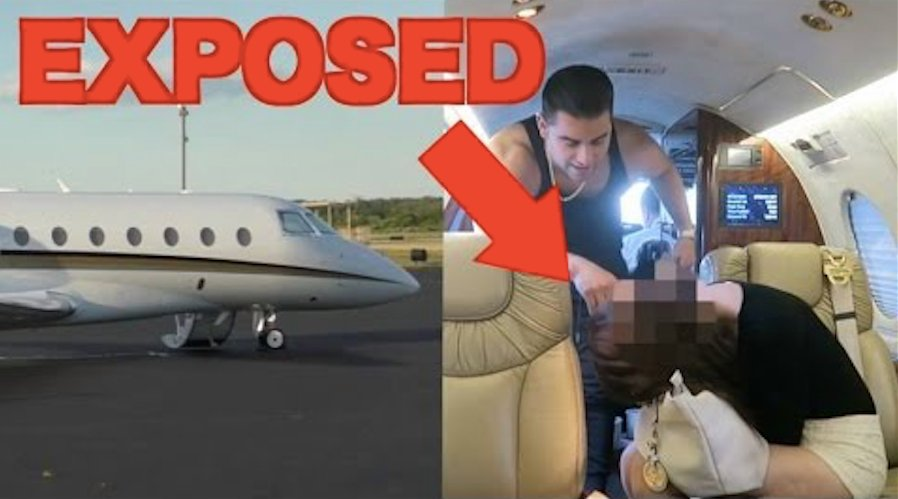 Gold Digger exposed when she ditch BF for Rich Guy with a Jet - World Of Buzz 10