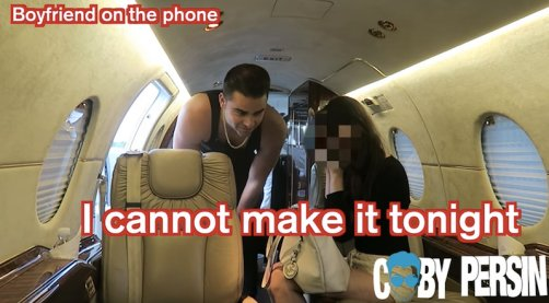 Gold Digger exposed when she ditch BF for Rich Guy with a Jet - World Of Buzz 2