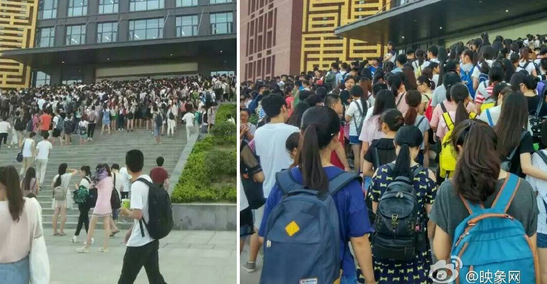 How the Library is Literally Saving Lives in the Summer in China - World Of Buzz