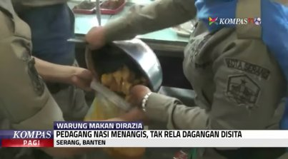 Indonesia Sparks Outrage as Authorities Confiscate Food during Ramadan - World Of Buzz 7