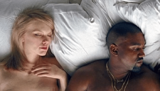 Kanye Taunting Taylor and others to Sue Him - World Of Buzz 2
