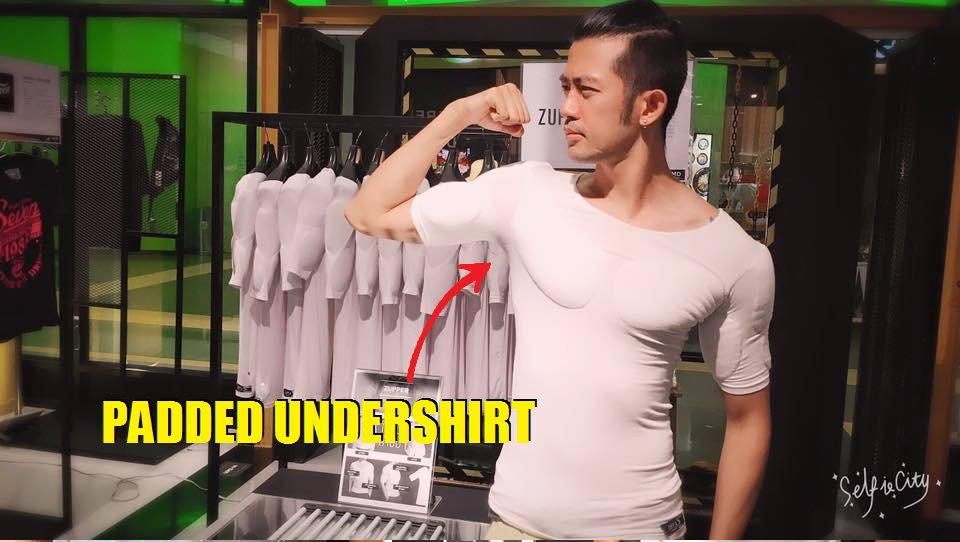 Muscle Undershirts Are Being Sold for Instant Hunk-Status - World Of Buzz