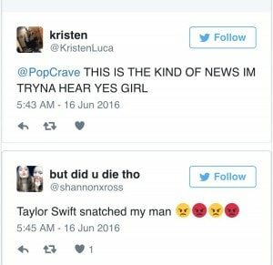 Prince of Asgard and Taylor Swift Creates New Love Story Together? - World Of Buzz 1