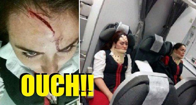 Turbulence drama on Avianca Airbus - World Of Buzz 1