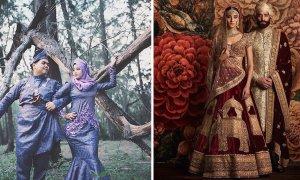 12 Different Traditional Weddings in Asian Countries - World Of Buzz