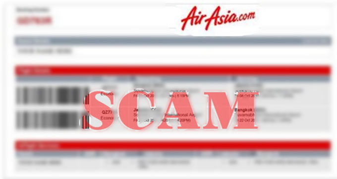 Air Asia: Free Tickets via online survey is a SCAM and more - World Of Buzz 2
