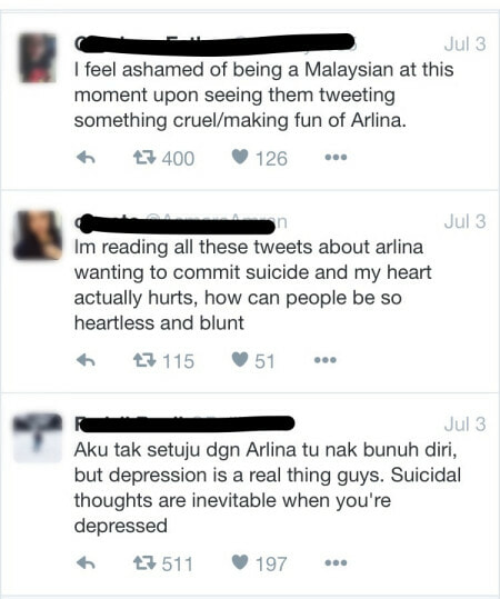 Book author Arlina Banana Trolled on the Internet after Suicide Post - World Of Buzz 13