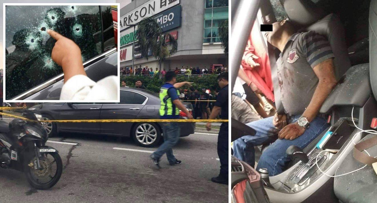 BREAKING NEWS: Man Shot Dead in Setapak by Two Gunmen - World Of Buzz 3