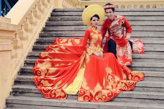 Different Traditional Wedding Outfits in Asian Countrie - World Of Buzz 2