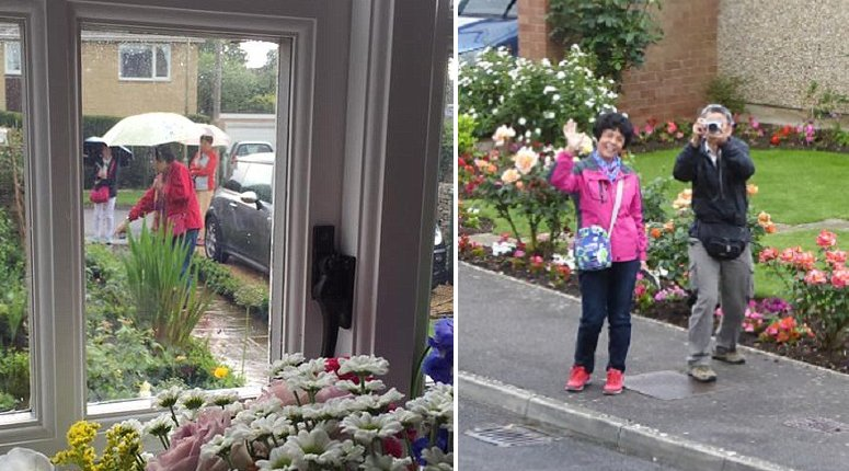 English People Are Shocked as Asian Tourists Take Pictures In Front of Their Homes - World Of Buzz 5