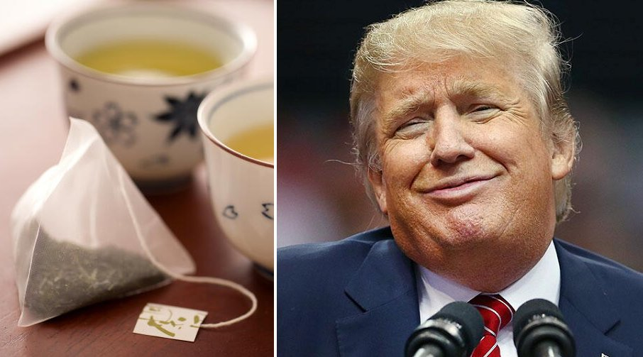 Indian Firm Gifts Trump 6,000 Tea Bags, Hopes It'll Cleanse His Soul - World Of Buzz 3