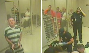 Jailmates break out of cell only to save their guard's life - World Of Buzz