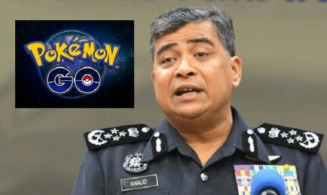 Malaysian Police Will Monitor Pokémon Go Before Deciding If It Should Be Banned - World Of Buzz