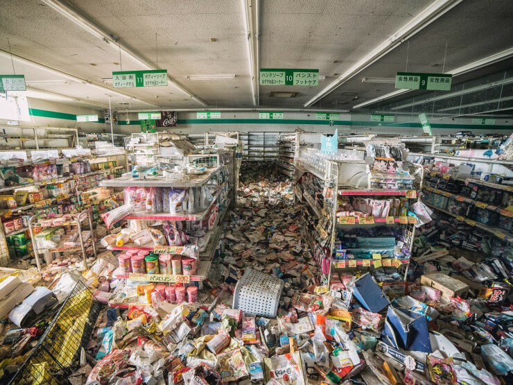 Malaysian Sneaks into Fukushima Exclusion Zone And Captures The Eerie Ghost Town - World Of Buzz 3