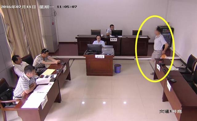 Man fined for literally trying to shit in court - World Of Buzz